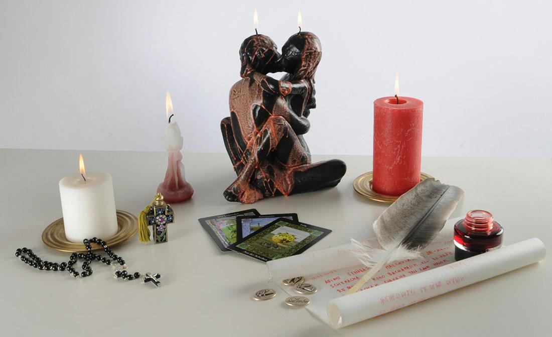 приворот на свечу для мужа